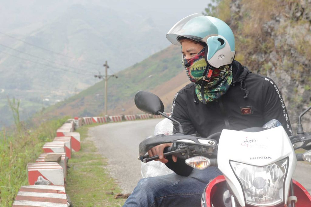 am i skilled enough to ride the ha giang loop pillion