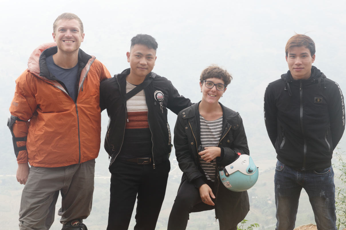 Ha giang with a local guide