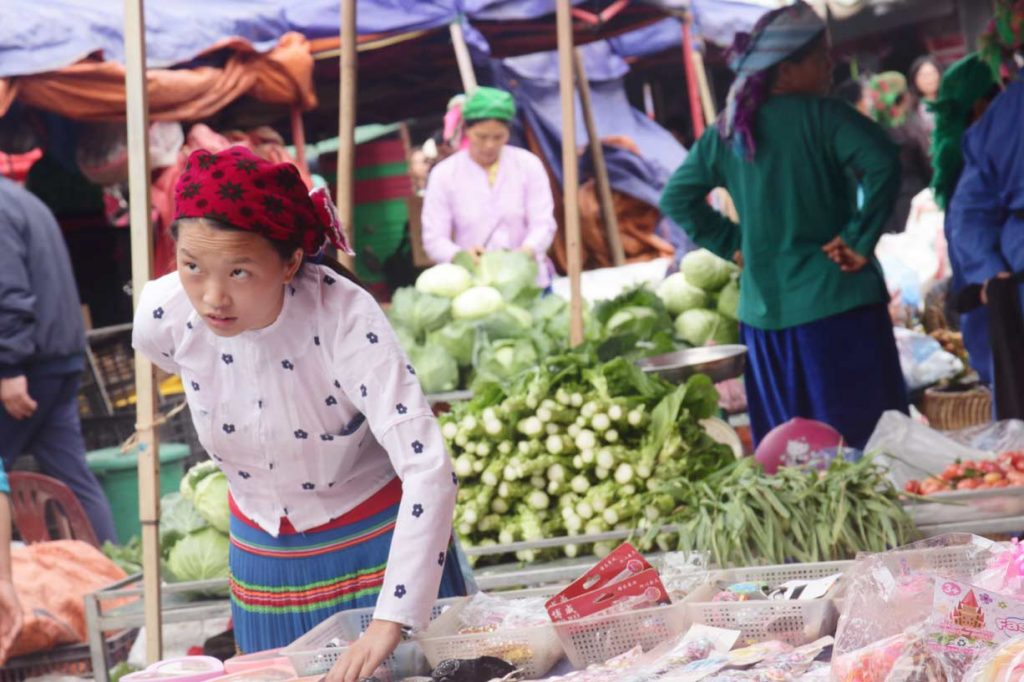 Ha giang with a local guide sunday market