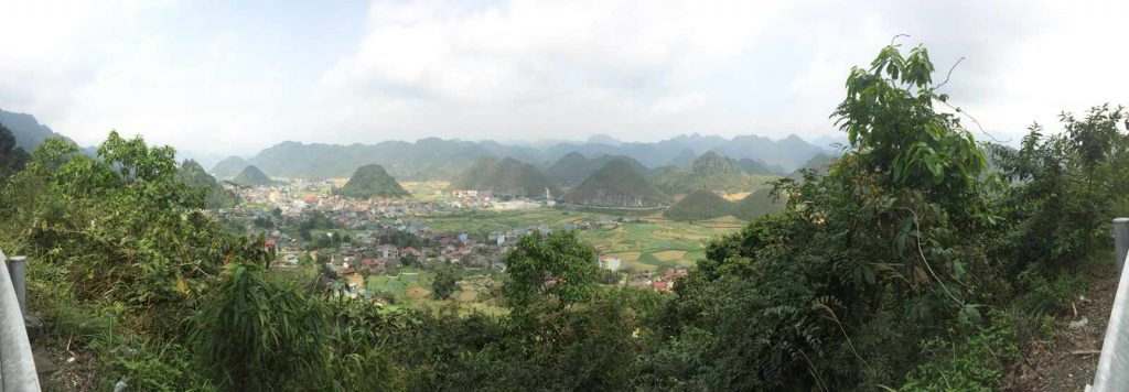 What is the weather like in ha giang heavens gate