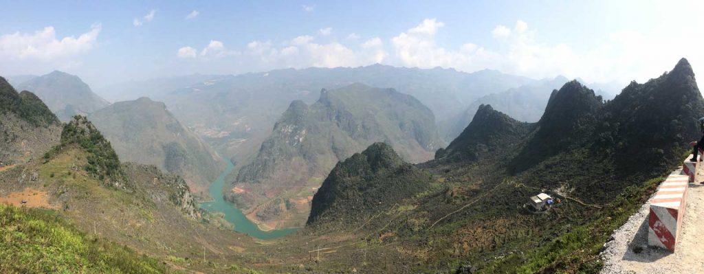 What is the weather like in ha giang ma pi leng