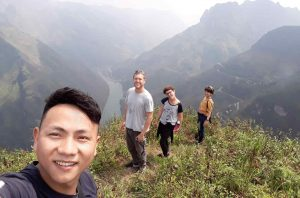 What is the weather like in ha giang