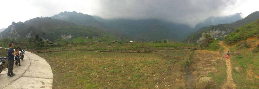 What is the weather like in ha giang du gia fog