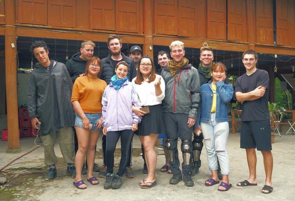 Du Gia homestay, in my 3 day ha giang loop tour