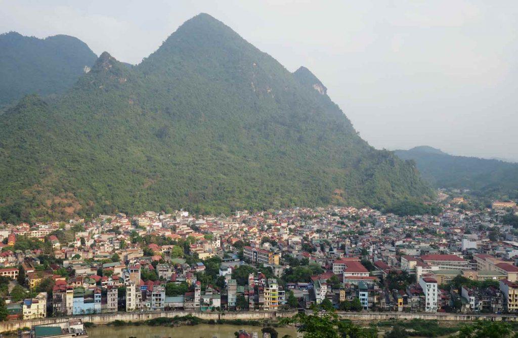 ha giang city view