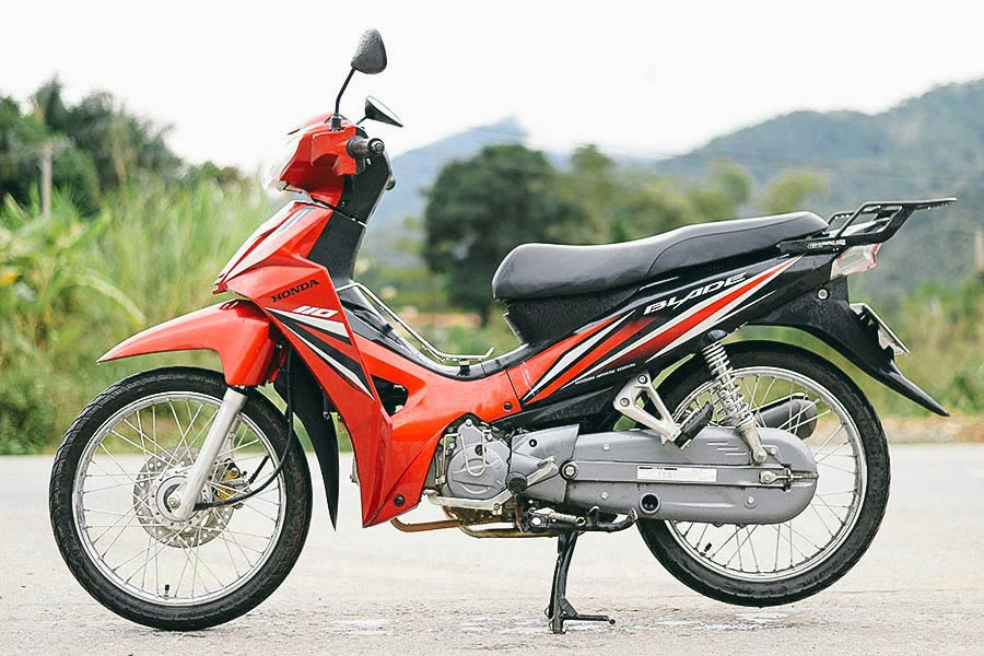 Can I Do The Ha Giang Loop With An Automatic Bike? Honda blade